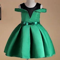 Cute Green Party Dress