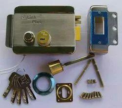 Stainless Steel Link Plus Electronic Door Lock