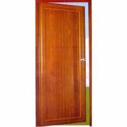 Glossy PVC Bathroom Door