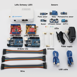 LoRa IoT Development Kit
