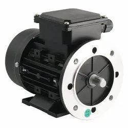 5 HP Three Phase Flange Motor