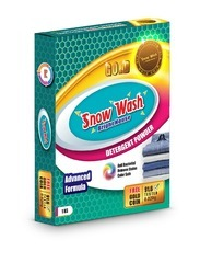 Soap Powder Printed Packaging Pouch