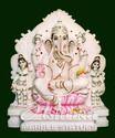 Ganesh Marble Murti