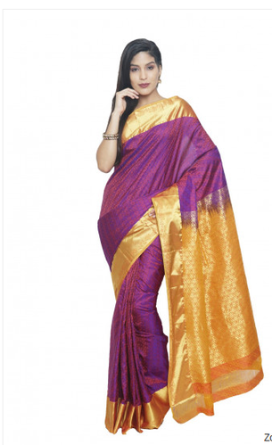 Purple-RMAL24-MN-Silk Sarees
