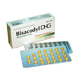 Bisacodyl DHG Tablets