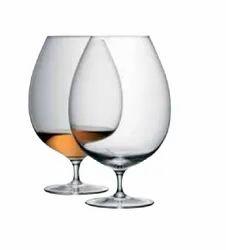 Bar Brandy Glass