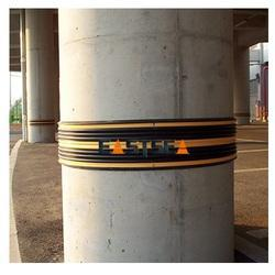 Rubber Pillar Guards