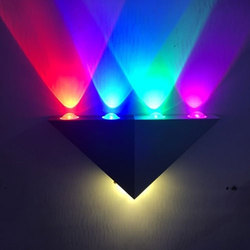 Colored LED Light