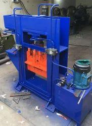Ragnor Hydraulics Mild Steel Multi Purpose Hydraulic Cutting Machine, For Industrial, Max Force Or Load: 0-30 ton