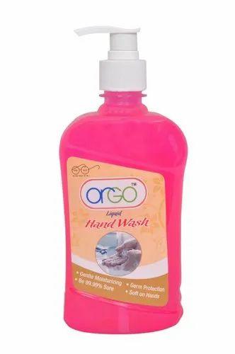Orgo Rose Liquid Hand Wash