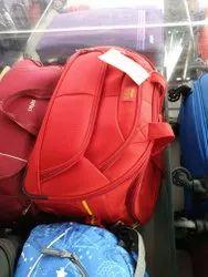 Nylon 22 Inch Verage Duffle Trolley Bag