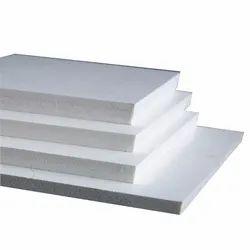 Rectangular PVC Foam Board, For Commercial, Size: 8 X 4 Feet