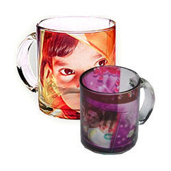 Sublimation Glass Mug