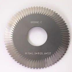 Key Cutter 0010B (60X12.7X7.3X80T)