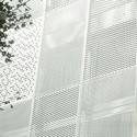 Perforated Aluminium Sheet Facade