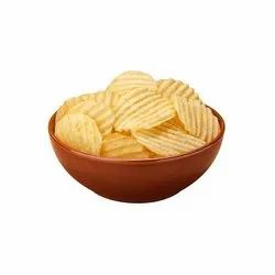 Unfried Wavy Potato Chips