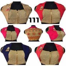Women Jacket Style Blouse