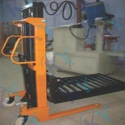 Hydraulic Drum Rollar Stacker