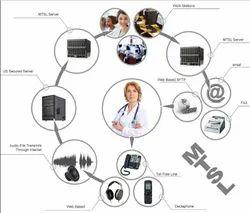 Medical Transcription Technology Service