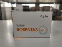 Bosentas 62.5 Tablets