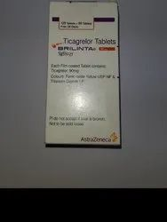 Brilinta 90 Ticagrelor 120 Tablet Pack