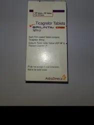 Brilinta 90 Ticagrelor 120 Tablet Pack
