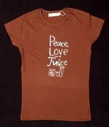WF-017 Cotton T Shirt, 10-80
