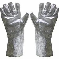 Aluminized Hand Gloves