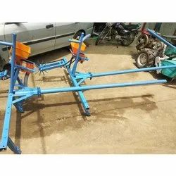 Animal  Driven  Ox Operated Seed Drill
