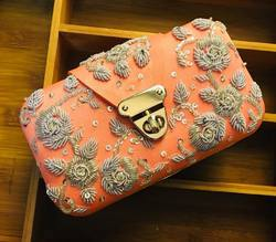 Decorative Evening Clutch Bags