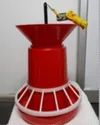 Grower Feeder with Grill & Cone