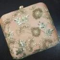 Light Pink Latest Design Clutch
