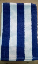 Iswarya linen Reusable Swimming Pool cotton Terry Towel