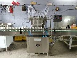 Sugarcane Juice Filling Machine