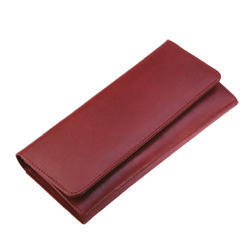 Leather Goat Ladies Wallet