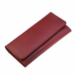 Leather Goat Ladies Wallet