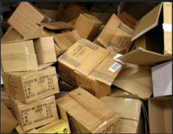 Cardboard Boxes Scrap