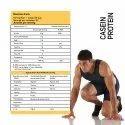 Casein Protein Powder Vanilla 1 kg