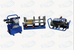 Light Weight HDPE Pipe Butt Welding Machine 160 mm  to 315 mm