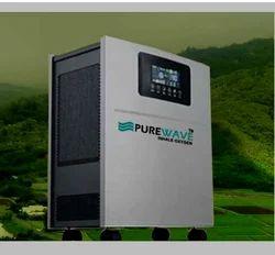 纯波半自动商用空气净化器,除臭过滤器和紫外线过滤器