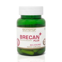 Brecan  Plus - Nano Curcumin Capsule- Cancer Supplement