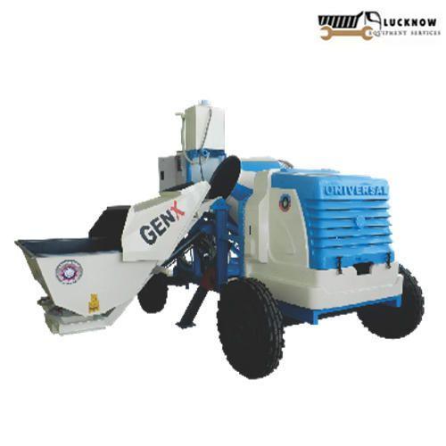 Concrete Mixer Gen X Model Concrete Mixer Manufacturer