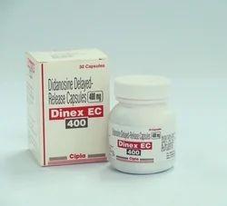 Dinex EC 400mg Capsules