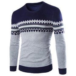 Men Winter Knitted Sweater