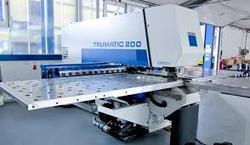 Used Second Hand Trumpf CNC Punching Machine