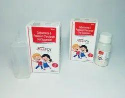 Afado-CV Cefpodoxime And Potassium Clavulanate Oral Suspension, Prescription, Treatment: Bacterial Infections