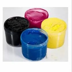 Washable Transfer Inks for Temporary Marking for Garments