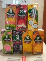 itc Bnatural Fruit Juices, Packaging Type: Pouches