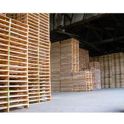 Wood Warehouse Wooden Pallet