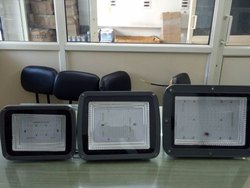 Pure White Metal Flush Mount Floodlights, IP Rating: IP55, 220v